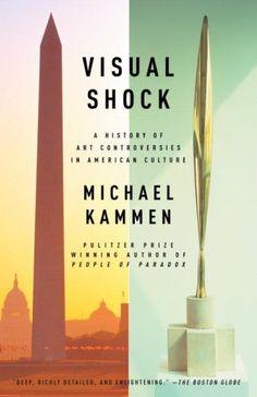 Visual Shock //   Author: Michael Kammen // Designer: Chip Kidd™