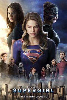 Supergirl - Geek World Supergirl Superman, Supergirl Season, Supergirl 2015, Supergirl And Flash, Mejores Series Tv, Melissa Supergirl, Kara Danvers Supergirl, Univers Dc, Dc Super Hero Girls