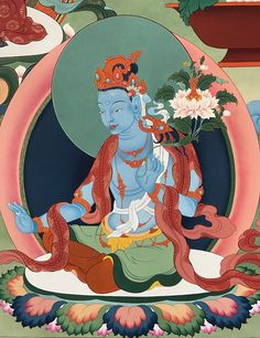 Vajrapāṇi (Tib. ཕྱག་ན་རྡོ་རྗེ་) is one of the earliest bodhisattvas of Mahayana Buddhism. He is the protector and guide of the Buddha, and rose to symbolize the Buddha's power.  #ColoringForMeditation #TibetanArt #TibetanColoring #Thangka #BuddhistArt #BuddhistColoring