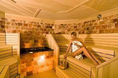 укладка соляного кирпича для бани: 15 тыс изображений найдено в Яндекс.Картинках Diy Sauna, Sauna Ideas, Saunas, Outdoor Sauna, Sauna Design, Relax, Stairs, Pool Spa, Hot Tubs