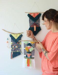 crafts decorativos - parede