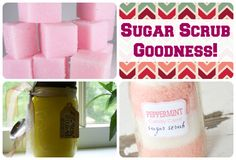 10 DIY Sugar Scrubs for winter skin