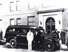 Unity Hospital 1545 St. John�s Place, Brooklyn, NY Opened in 1924 Closed in 1978