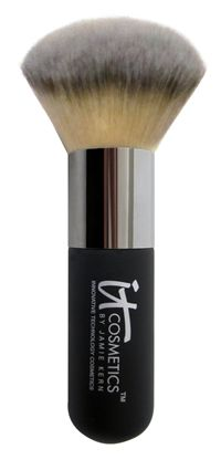 Heavenly Luxe Powder Brush | Second City Style Beauty Olympics Gold Medal Award Winner: Best Makeup Brush | Total Beauty.com 2011 Award Winner: Best Tool Award
