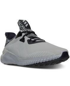 timeless design cd33d 200d9 adidas Mens Alpha Bounce Running Sneakers from Finish Line Alpha Bounce,  Running Sneakers, Finish