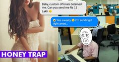 IT Employee Accepted Friend Request Of Foreigner Girl And She Duped Him 11 Lakhs   Incidents of honey trapping are very common these days; no doubt social media is a great way of connecting with people but at times it is damn risky. This 37 year old IT professional from Pune might be regretting his decision of accepting the friend request of Sandra Robinson after she duped him of Rs 11 lakhs.  Yes a woman who claimed to be from London sent a friend request to this techie on Facebook and…