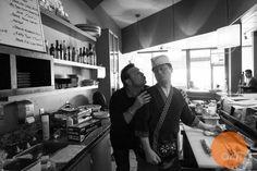 #Designer Billy Derian #ditlo photography by Alex Kweskin #asian #restaurant #blackandwhite #lol #fun #food #sushi #creator #host #ExtraYardage #landscape