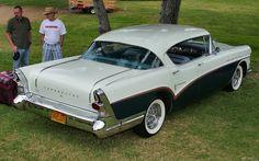 1957 Buick Roadmaster 4-Door Riviera