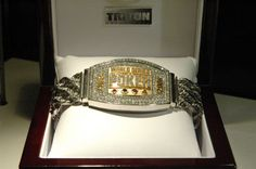 The 2006 World Series of Poker Main Event Championship Bracelet. Won by Jamie Gold of Malibu, CA outlasting 8,773 opponents and winning $12-million.