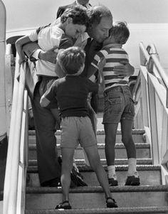Justin Trudeau Childhood Photos