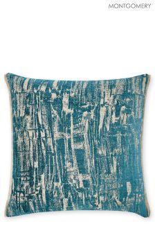 Montgomery Flouro Teal Cushion