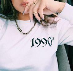 90's / estampa / idéia