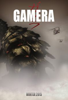 images of new gamera 2015 | stevenscrivello:GAMERA | 2015 | Director: Duncan Jones…so what if ...