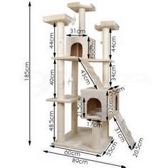 use a piece of chalk to lightly trace the outline of the stain so you can see it when you turn the regular lights back on. Cat Tree Plans, Cat Gym, Cat Brain, Cat In Heat, Diy Cat Tree, Cat Towers, Cat Stands, Cat Playground, Cat Condo