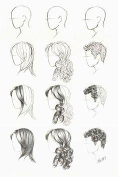 Tutorial de cabelos