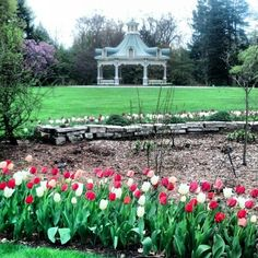 Fellows Riverside Garden Mill Creek Park Youngstown Ohio