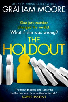 Books Of All Kinds Review: The Holdout by Graham Moore