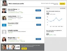 """How To Nab A Job Using LinkedIn's """"Who's Viewed Your Profile"""" 