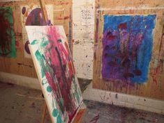kh2_kinderkunstprojekt abstrakter expressionismus_13