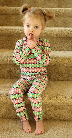 PJ's sewing pattern