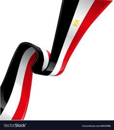Egypt flag on white background vector image on VectorStock Background Templates, Vector Background, Egyptian Flag, Egypt Concept Art, Bull Tattoos, Technology Wallpaper, Egypt Travel, Apple Wallpaper, Photoshop Design