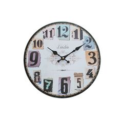 Thing 1, Clock, London, Wall, Beauty, Home Decor, Style, Watch, Swag