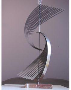 Sculpture contemporaine de l'artiste Jean-Paul Boyer