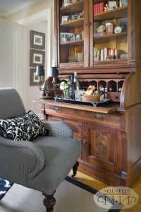 Hutch Decorating Ideas Display Vignettes