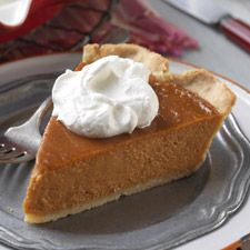 GLUTEN-FREE PUMPKIN PIE We're proud of the flaky texture of this crust, which can be difficult to achieve with gluten-free ingredients. And the filling is classic: smooth, mildly sweet, and just spicy enough.