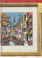"""Gallery.ru / tymannost - Альбом """"CrossStitcher 163 август 2005"""""""