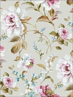 Vintage Pattern Flower Backgrounds 66 New Ideas Go Wallpaper, Fabric Wallpaper, Flower Wallpaper, Pattern Wallpaper, Wallpaper Borders, Wallpaper Online, Vintage Wallpaper Patterns, Floral Vintage, Vintage Diy