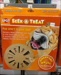 Selling to Smart Dogs In Store on 90º Tip Slatwall Hooks