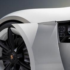 【フランクフルトモーターショー2015】ポルシェ、初の電気自動車「ミッション E」を発表 - Autoblog Japan
