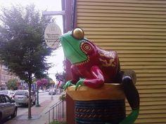 Cultural frog