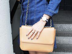 jeanskleid, zara, acne, denise roobol, mango, look, ootd, outfit, fashion, inspiration, blog, stryletz