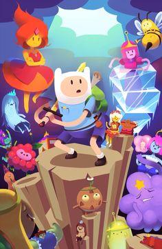 HD wallpaper: cartoon, Adventure Time, Finn the Human, Princess Bubblegum Adventure Time Finn, Cartoon Adventure Time, Time Cartoon, Cartoon Shows, Cartoon Art, Adventure Time Characters, Cartoon Memes, Family Adventure, Cartoon Drawings