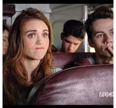 Lydia and Stiles Stiles And Lydia, Stydia, Derek Hale, Werewolves, Dylan O'brien, Teen Wolf, Otp, Pretty People, Holland