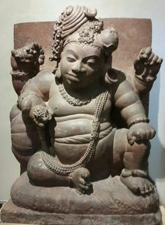 """Lord Shiva as a Dwarf."" Gupta Dynasty.  5th Century CE. National Museum, New Delhi, India."