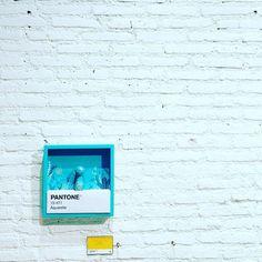 Pantone  #minimalism #minimalist #design #interiordesign