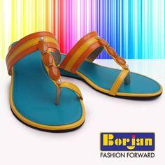 Borjan Stylish Flat shoes 2013 for Girls 7 Borjan Stylish Flat shoes 2013 for Girls