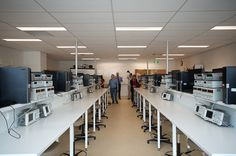 Griffith University Engineering - Engineering lab/teaching space
