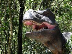 D&D Mundo Afora: Canela (RS) - Vale dos Dinossauros