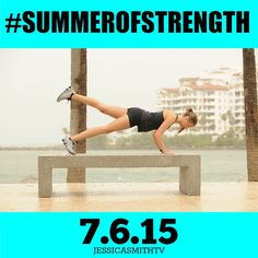 Join our FREE workout challenge this summer: #SummerOfStrength begins 7/6/15!
