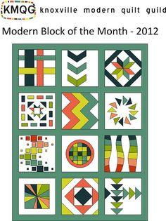 KMQG Block of the Month 2012 | Flickr - Photo Sharing!