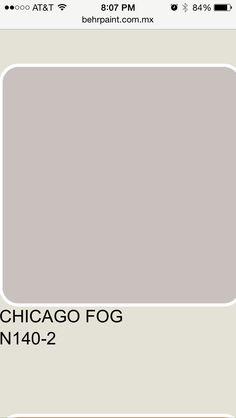 Behr - Chicago Fog