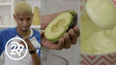 How To Make Easy Avocado Dressing With Chef Roble | #GimmeFive | Refinery29