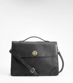 Robinson Briefcase | Womens Top Handles & Shoulder Bags | ToryBurch.com