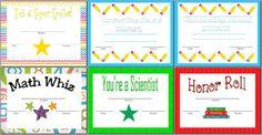 You Might be a First Grader...: Teacher Appreciation Freebies Roundup