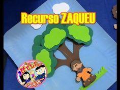 RECICLAGEM - Recurso para história de ZAQUEU