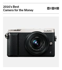 Need a great camera? Try the Panasonic Lumix GX85. The rangefinder-style camera has a comfortable, smaller design than Panasonic's previous releases, and also touts 4K photo mode and dual image stabilization. | $700
